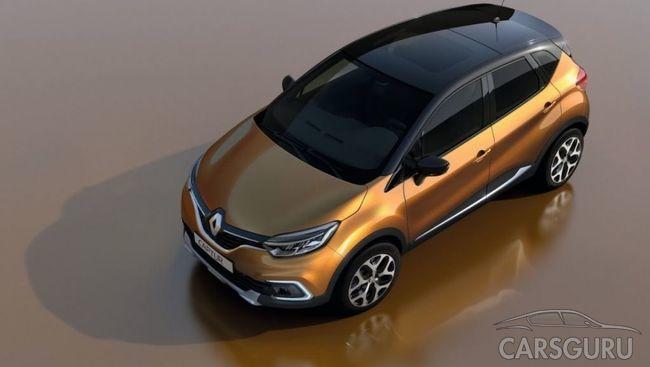 Обновленный Renault Captur — мнения журналистов