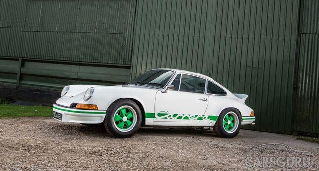 Porsche составили рейтинг автомобилей с лучшим выхлопным звуком