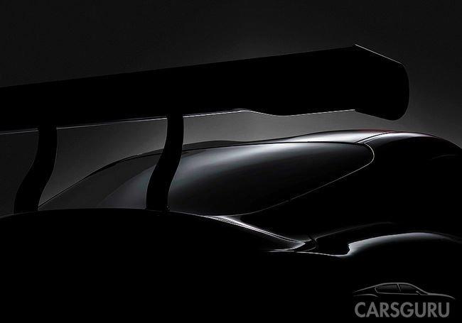 Первое изображение нового Toyota Supra