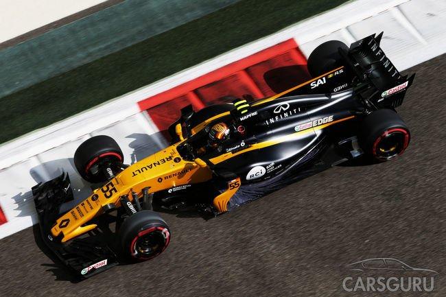 Renault Sport Racing и BP укрепляют стратегические взаимоотношения