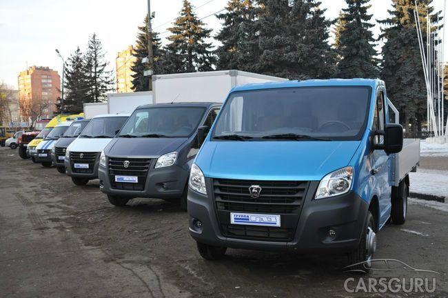 ТОП-10. Какие коммерческие авто в России покупают чаще всего
