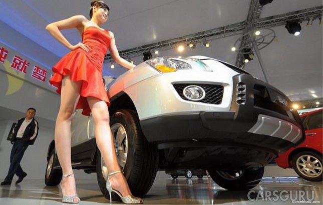 Китай готовится насытить мировой рынок дешевыми авто