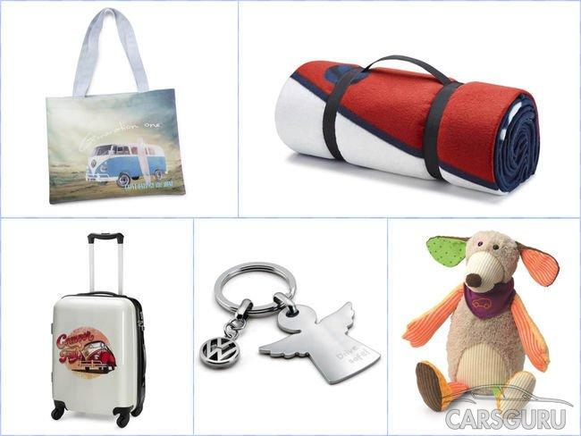 Дарите женщинам подарки Volkswagen!