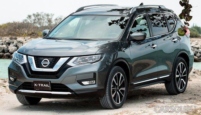 Nissan X-Trail подорожал на 15 000 — 20 000 рублей