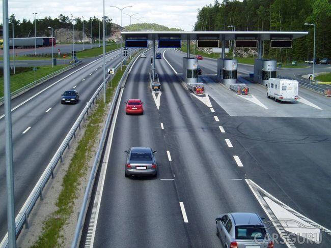 В России могут возникнуть платные полосы на дорогах
