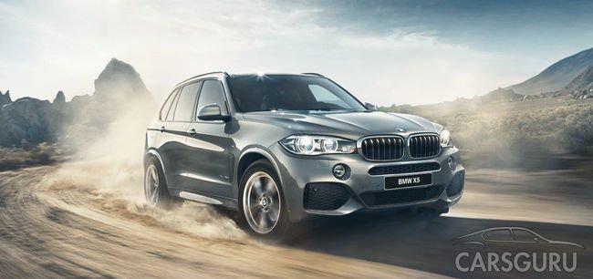 BMW X5: символ превосходства.