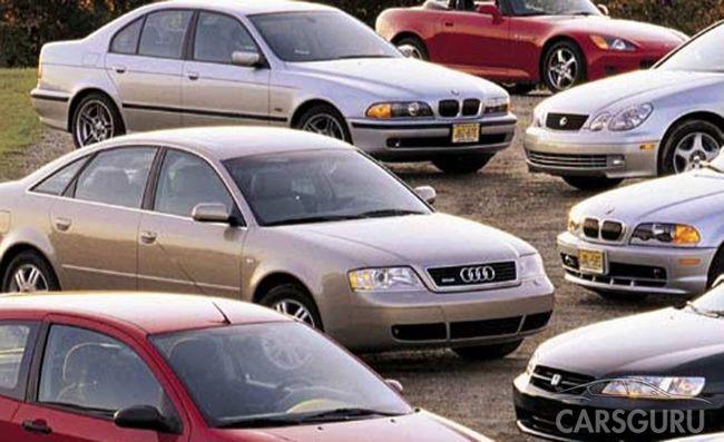 Самые популярные и надежные авто 1998–2003 года (часть 2)
