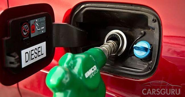 Развенчаны мифы о дизельных машинах