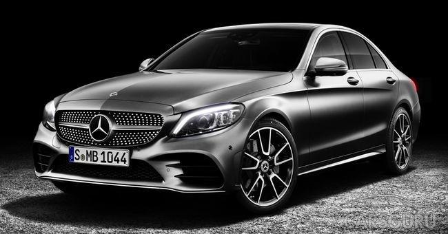 Mercedes-Benz обновил автомобиль C-Class