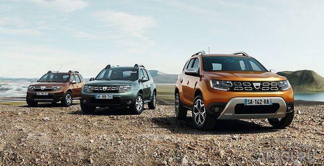 Хотите знать, чем старый Renault Duster отличается от нового