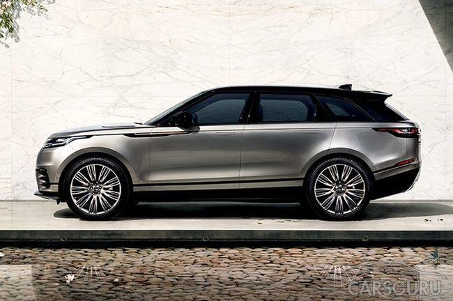 Range Rover Velar. Преимущество 10% при покупке по программе Trade In