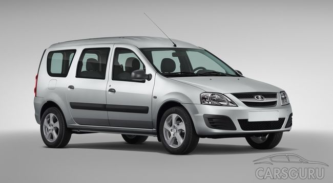 ТОП-5 автомобилей корпоративных продаж в России