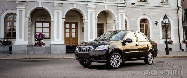Datsun on-DO вошел в ТОП российских бестселлеров