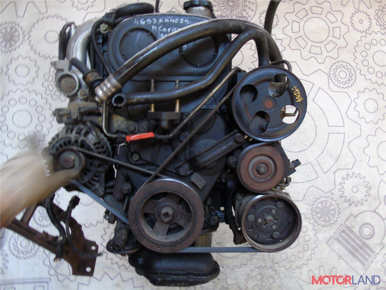 «Воскрешаем» старый Мицубиси: контрактные двигатели.