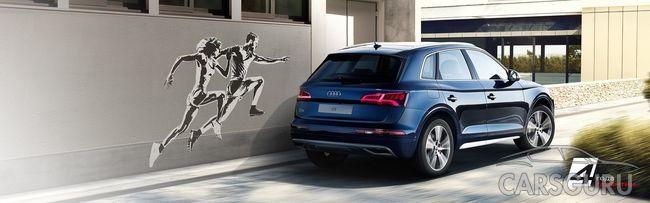 Не устоять! Безупречные условия на новый Audi Q5 в АЦ Волгоградский