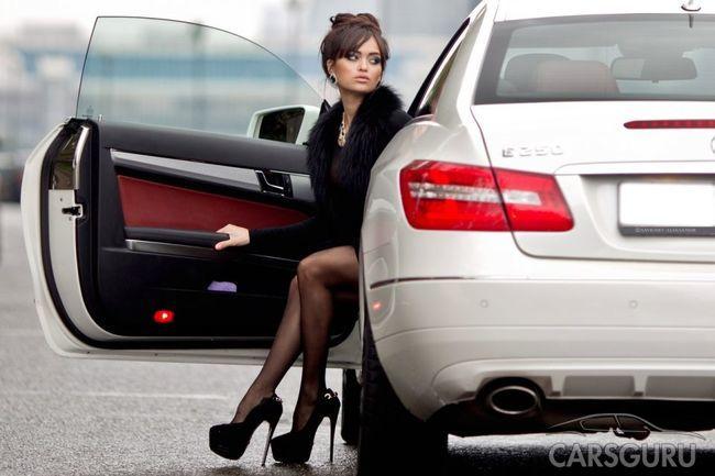 Чего ждать от дам в шубах на дорогах?