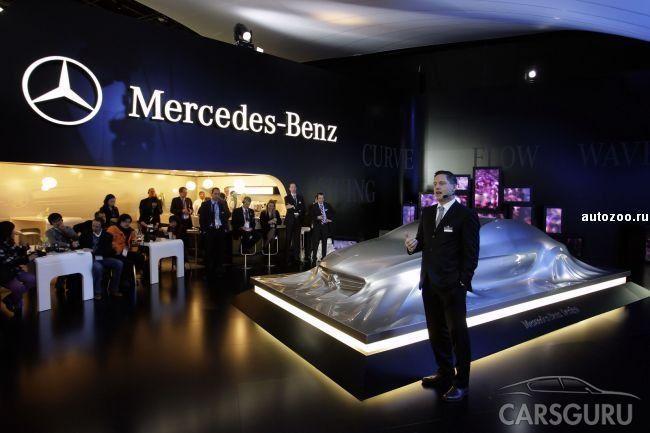 ТОП-5 функций авто по мнению Mercedes