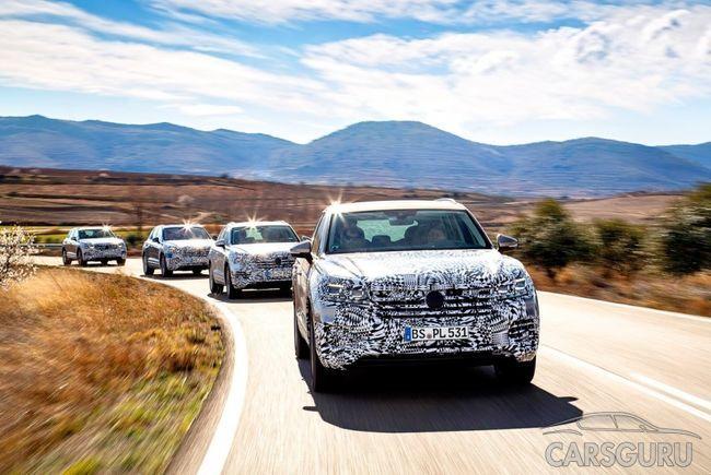 В сети появились фото Volkswagen Touareg