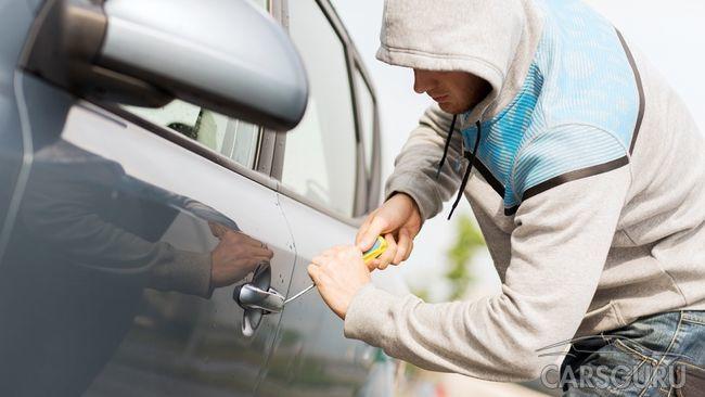Стали известны от МВД самые популярные способы угона авто