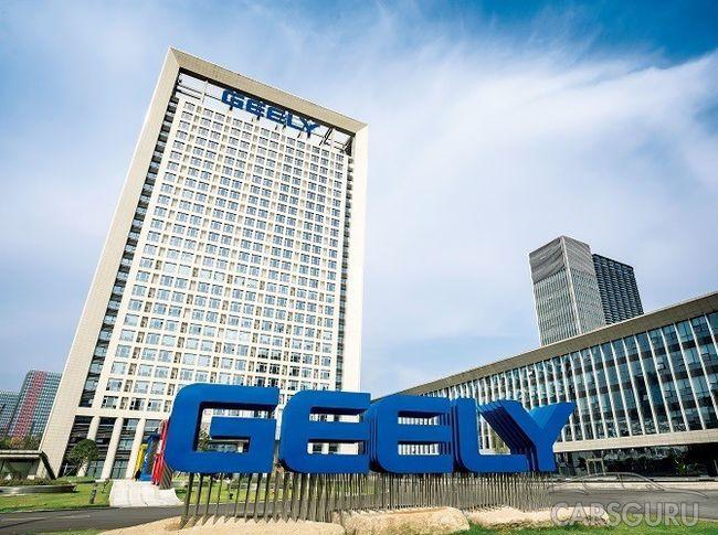 Geely вошла в 20-ку самых дорогих брендов