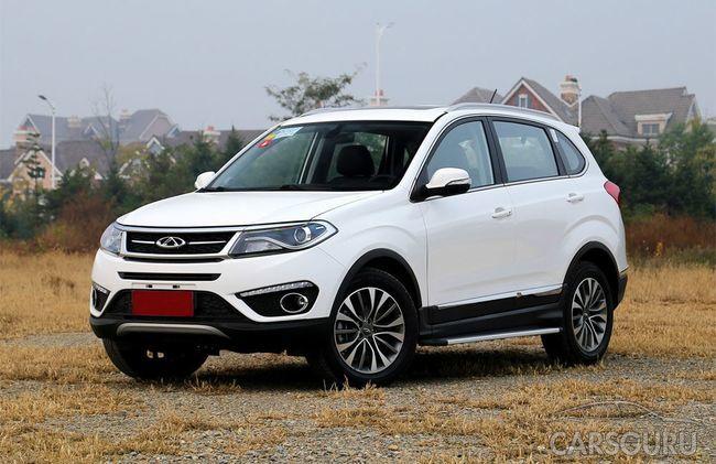 Какие подержанные китайские авто стали самыми популярными в России