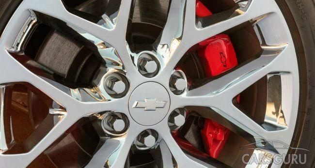 Тормозная система Performance Brembo® теперь на Cadillac Chevrolet «АВИЛОН»