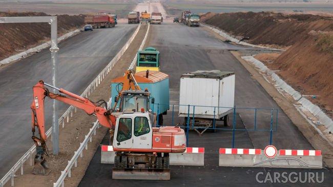 В России готовят к запуску порядка 30 дорожных проектов. В том числе и для беспилотников