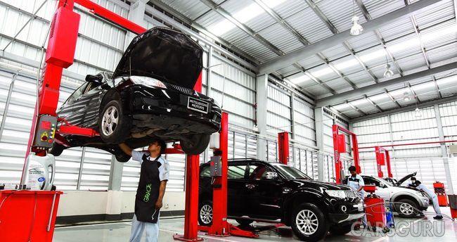 Запчасти на Mitsubishi стали доступнее до 50%