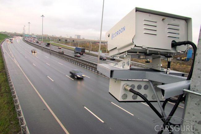 Правки в ГОСТ по придорожным камерам