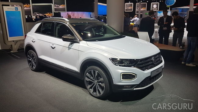Недорогой кроссовер Volkswagen появится в России