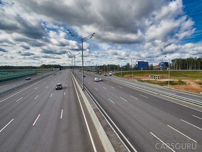 В России планируют увеличить допустимую скорость на дорогах