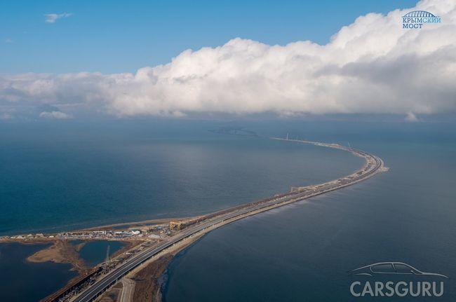 Путин объявил о точных сроках открытия Крымского моста