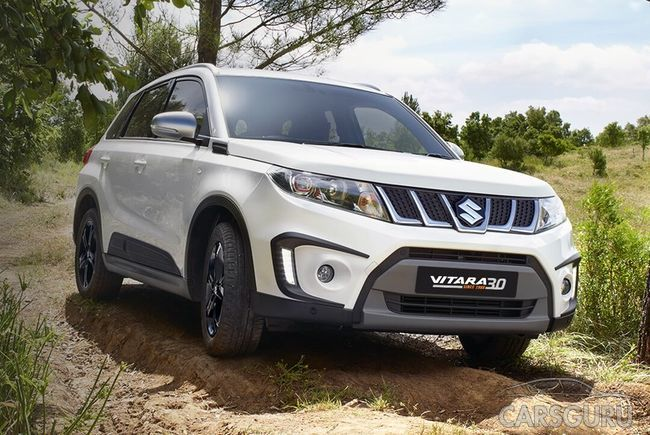 Специальная версия Suzuki Vitara к 30-летию