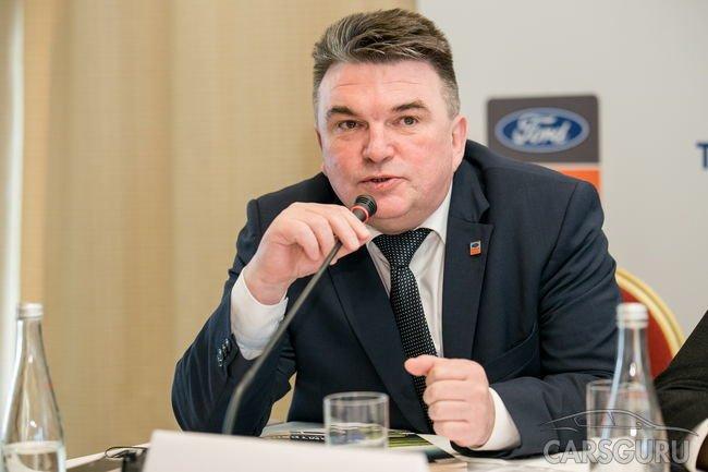 Алексей Самохин займется развитием продаж Ford Trucks в России.