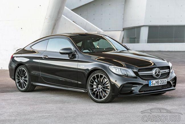 Рестайлинговый Mercedes C-класса получил новые моторы