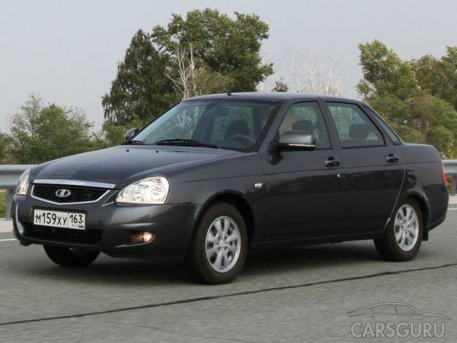 Стали известны худшие и лучшие популярные в России модели авто