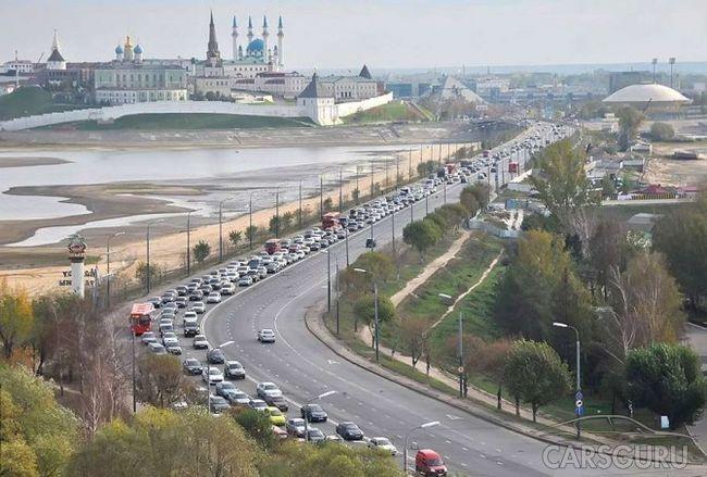 ТОП городов РФ по продажам новых машин