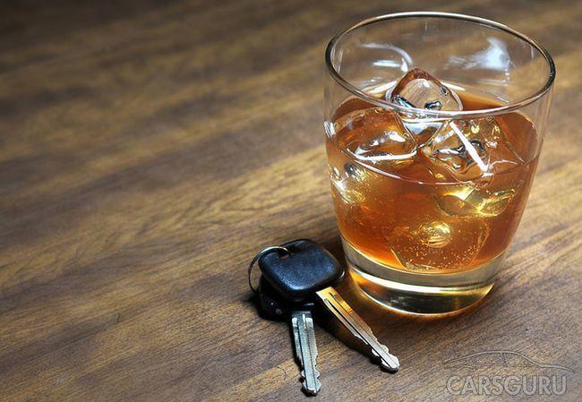 В России на наличие алкоголя в крови будут проверят новым методом!
