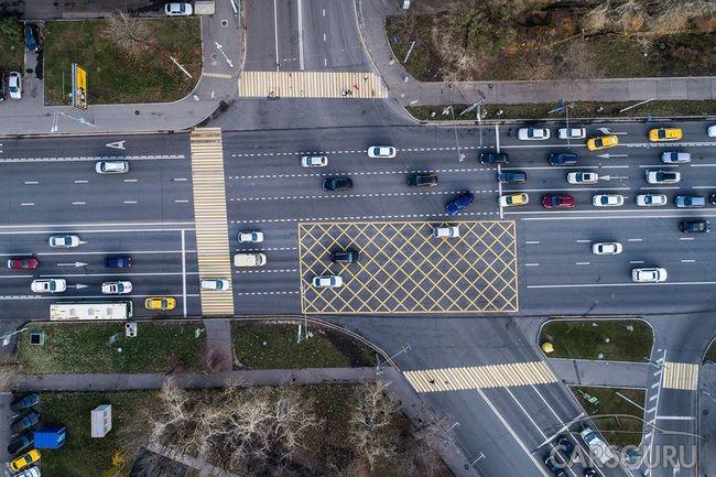 Отечественные дороги обзаведутся новой разметкой