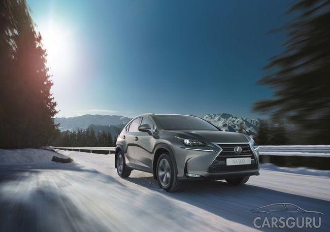 Суперпредложения на Lexus