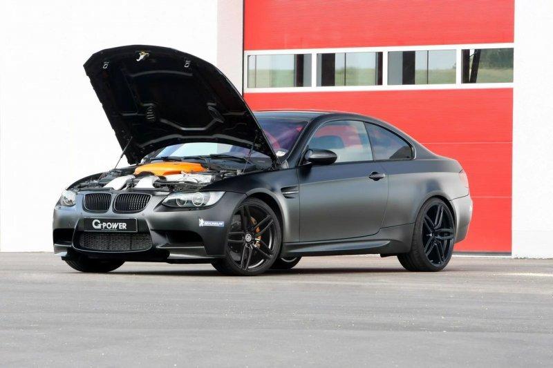 Нагнетатель на BMW M3 от G-Power за 3700