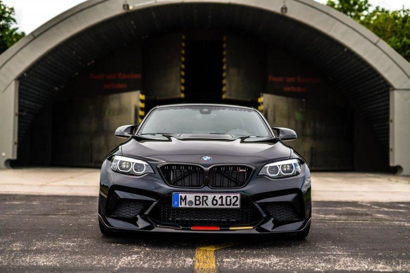 BMW M2 Competition в честь чемпионата мира по футболу