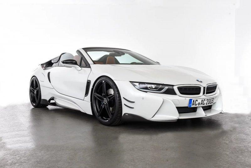 Новый BMW i8 Roadster в тюнинге AC Schnitzer