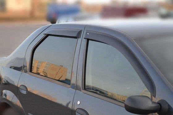 Чем могут быть полезны дополнительные ветровики на окна?