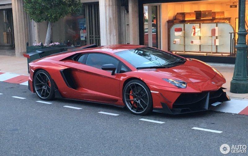 Редкий Lamborghini Aventador Edizione GT от мастеров DMC » Автомобили и тюнинг