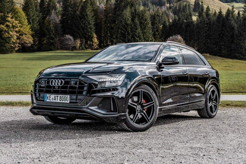 ABT Sportsline представила тюнинг-комплект для новой Audi Q8