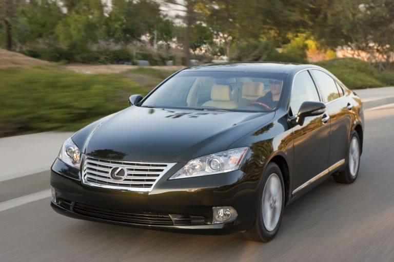 Lexus. Новый Лексус ЕС 350.