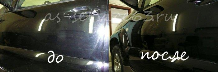 Полировка кузова автомобиля - средства и методы.