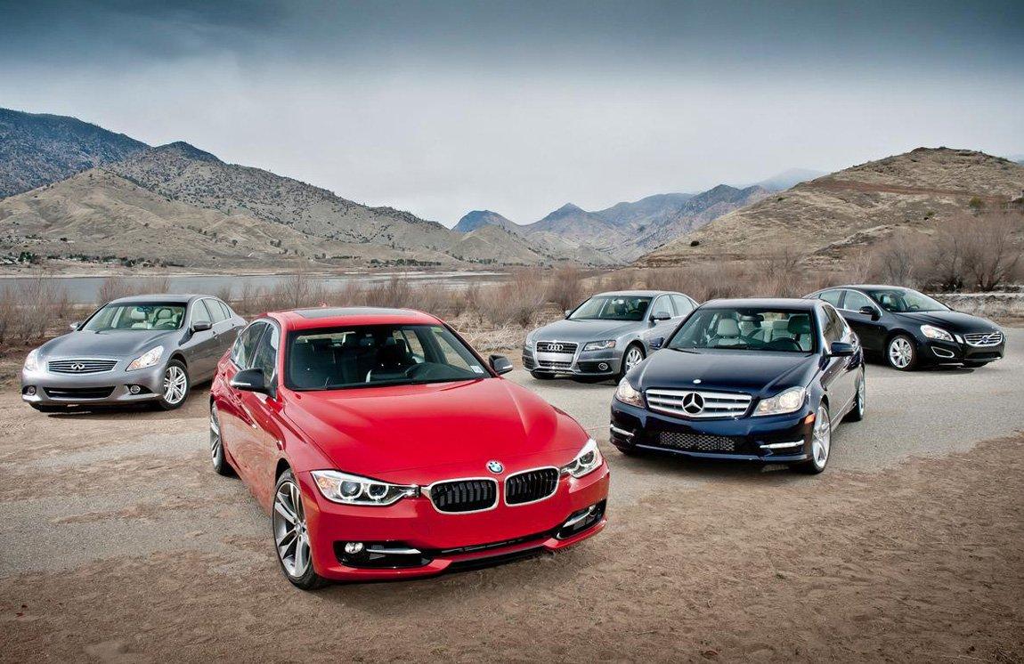 Немецкие автомобили рейтинг качества.