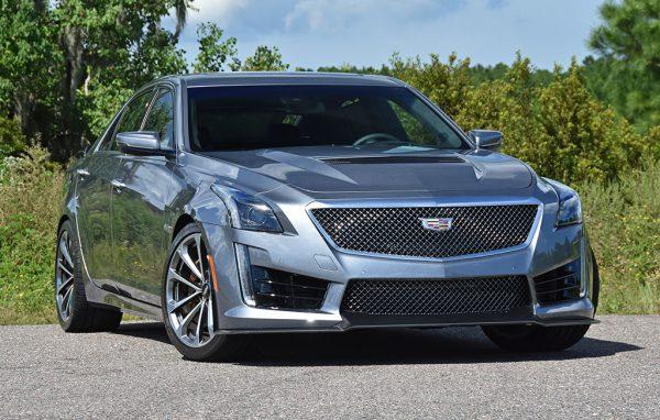 Cadillac CTS 2019 года: плюсы и минусы автомобиля.